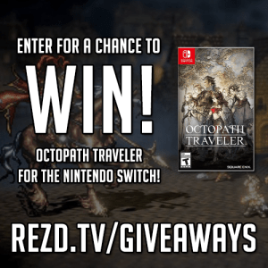 Enter to Win Octopath Travelers