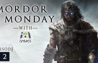Mordor Monday 02: Shadow of Mordor Gameplay With Bad Gamer