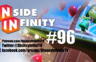 Inside Infinity 96 – Hololens and Howard the Duck