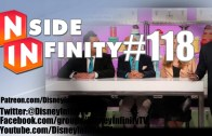 Inside Infinity 118 – Six Degrees of Johnny V