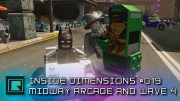 Inside Dimensions #019 – Midway Arcade and Wave 4
