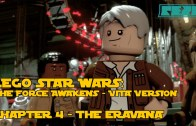 LEGO Star Wars the Force Awakens – PS VITA – Chapter 4 – The Eravana