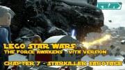 LEGO Star Wars the Force Awakens – PS VITA – Chapter 7 – Starkiller Sabotage