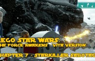 LEGO Star Wars the Force Awakens – PS VITA – Chapter 7 – Starkiller Sabotage