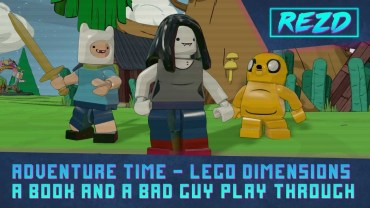 Adventure Time Level Pack – A Book and a Bad Guy – Full Playthrough – LEGO Dimensions Year 2!