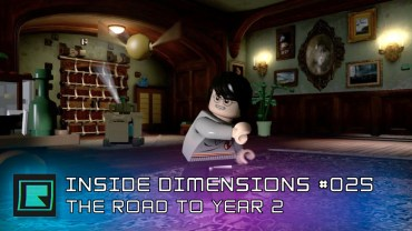 Inside Dimensions #025 – The Road to Year 2