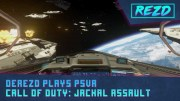 Call of Duty: Jackal Assault PSVR Gameplay