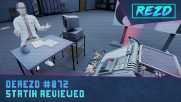 DeREZD #072 – Statik Reviewed