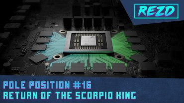Pole Position 16 – Return of the Scorpio King