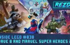 Inside LEGO #038 – Wave 8 and Marvel Super Heroes 2