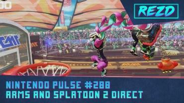 Nintendo Pulse #288 – Arms and Splatoon 2 Direct