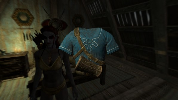 The Champion's Tunic!
