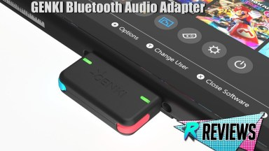 Genki Switch Bluetooth Adapter Review