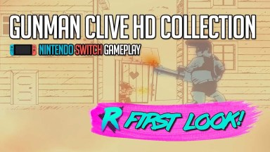 Gunman Clive HD Collection - First Look - Nintendo Switch