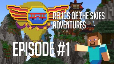 Relics of the Skies Episode 1! - The Journey to the Budbloom Forest