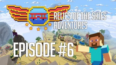 Relics of the Skies - Episode 6 - Drifting Dunes Relic Found!