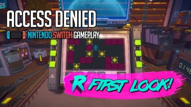 Access Denied - First Look - Nintendo Switch