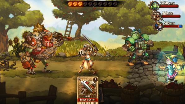 SteamWorld_Quest_Screenshot_1