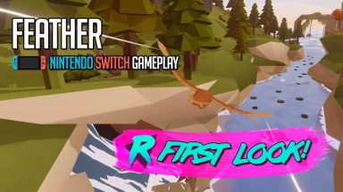 Feather - First Look - Nintendo Switch