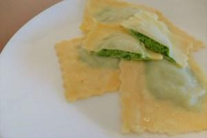 Bärlauch Ravioli Rezept