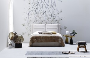 Stylové spaní v luxusu a pohodlí