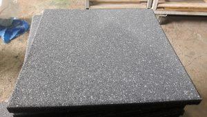 Резиновая плитка 500x500 толщина 10 мм