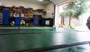 покрытие для гаражей