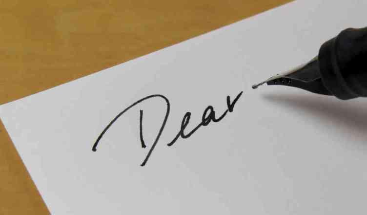 dear-letter