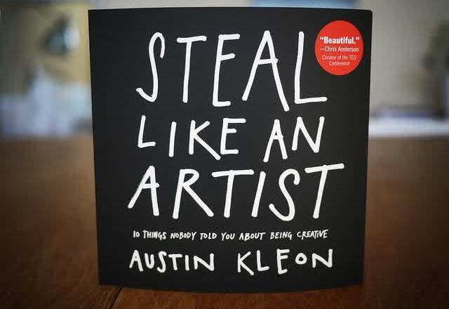 Mencuri Kreativitas Seperti Artist cover