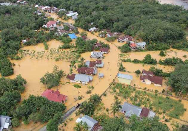 banjir kampar