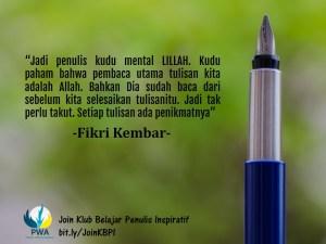 Fikri Quote
