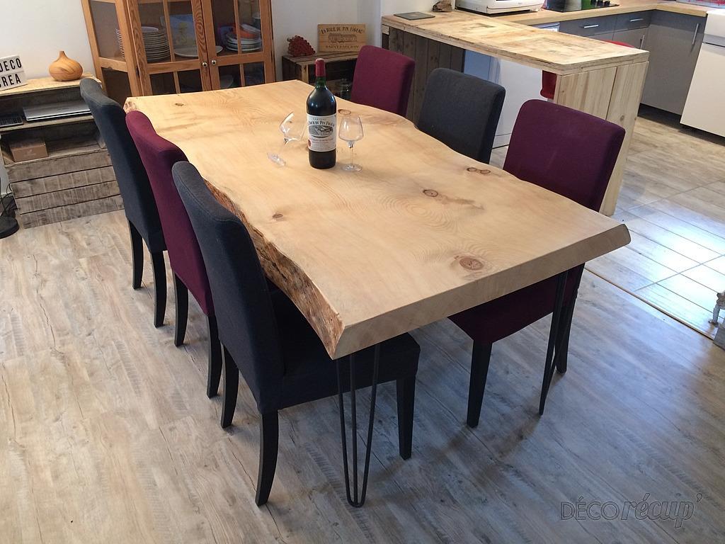 table de salle a manger l authentique