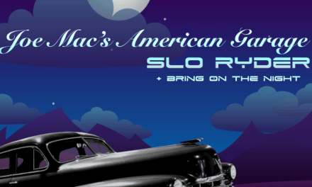 "Listen To Joe Mac's American Garage Track ""Slo Ryder"" From Upcoming CD Single"
