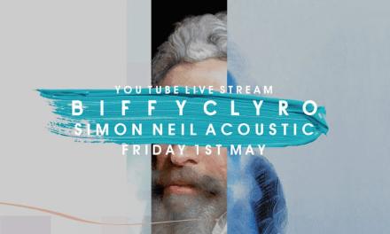 Biffy Clyro's Simon Neil Live Stream This Friday