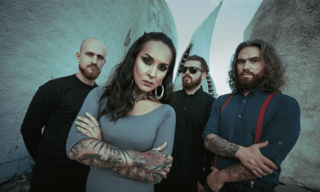 "JINJER Releases Intense Music Video For ""Noah"""