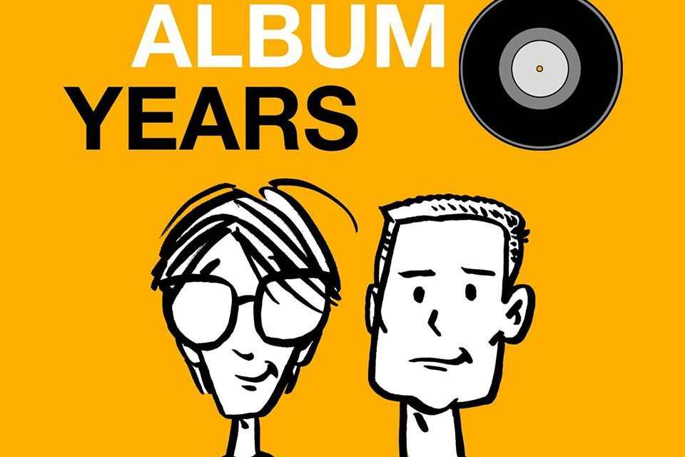 Tim Bowness and Steven Wilson launch brand new podcast THE ALBUM YEARS