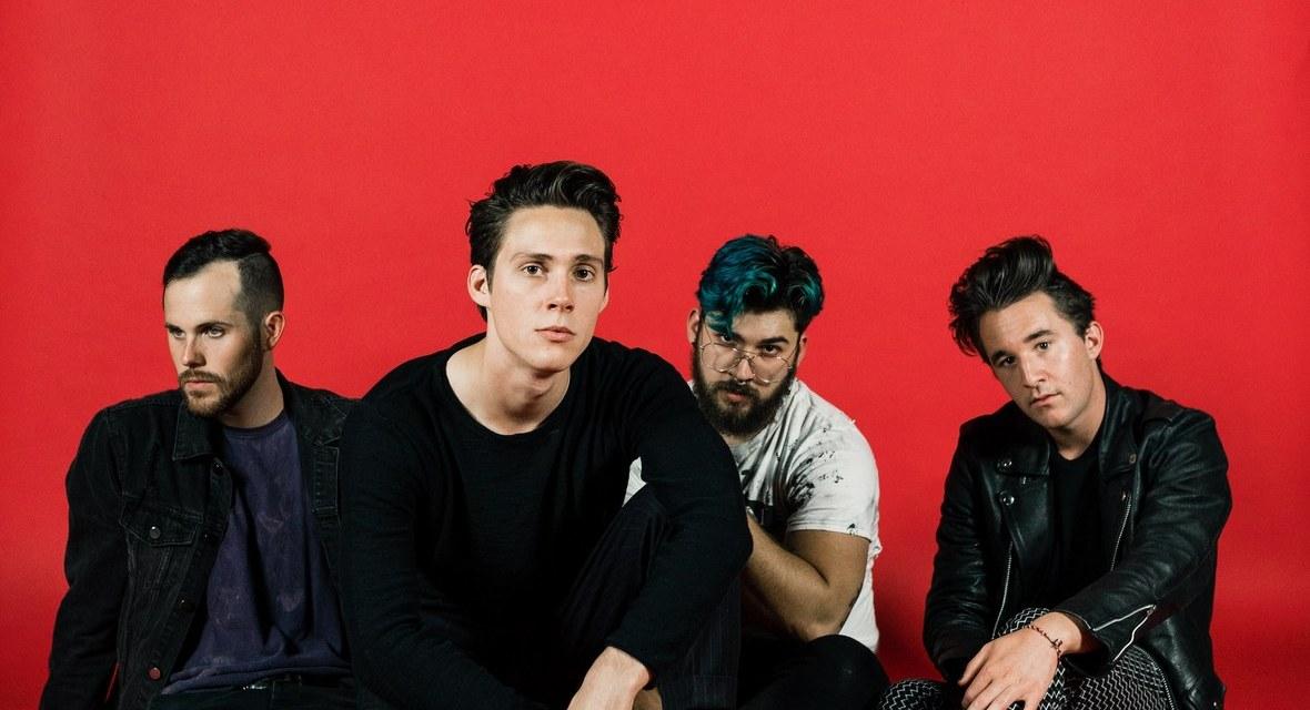 """Los Angeles Alt Rockers WEATHERS Deliver Rousing New Single """"C'est La Vie"""""""