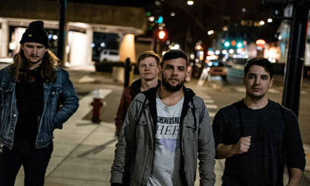 "Boise, ID's Young, Planetary Releasing New EP 'Locations I Can't Place' August 7; All proceeds from the new single ""Separate Rides Home"" will be donated to the NAACP Legal Defense Fund in support of the Black Lives Matter movement"