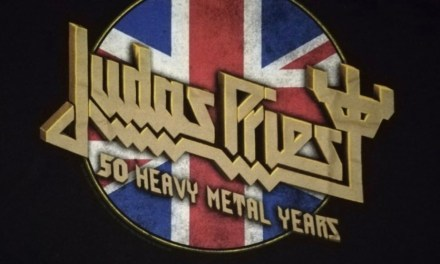 JUDAS PRIEST Celebrates 50 HEAVY METAL YEARS With First Official Book