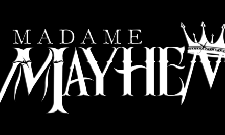 "MADAME MAYHEM released her cover of Aerosmith's ""Livin' On The Edge"" to all digital platforms"