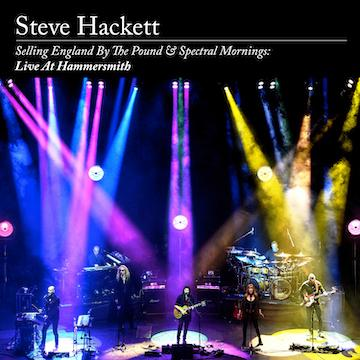 Steve Hackett releases Under The Eye Of The Sun, from his Selling England & Spectral Mornings : Live at Hammersmith CD/DVD out on 25th September.