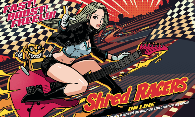 "This Week: Shred RACERS ONLINE F2–Live Stream, Presented By YOUNG GUITAR Magazine × Nippon Cultural Broadcasting — Check Out The New Music Video Cover of The Hit Anime Song ""Gurenge (紅蓮華)"""