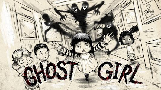 District 97 Present Ghost Girl – A Short Animated Film