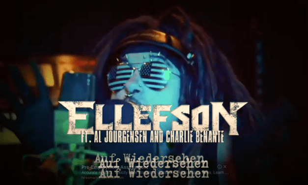Ellefson, Featuring Megadeth bassist/co-founder David Ellefson Releases Teaser Video for Cheap Trick Cover
