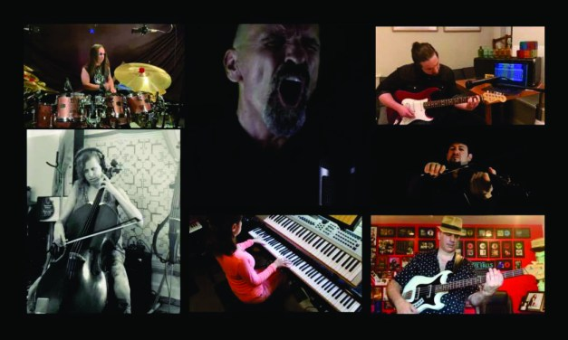 "Michael Sadler (SAGA) and All-star Cast Joins Joe Deninzon & Stratospheerius on ""Storm Surge"""