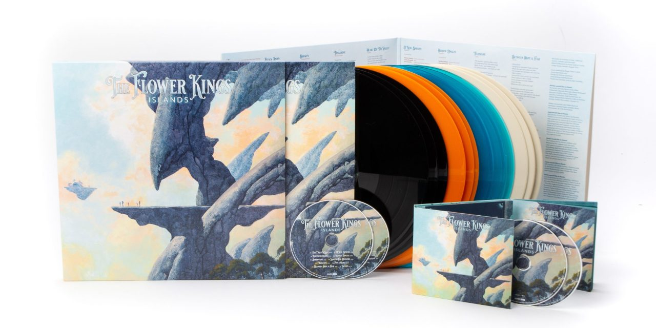 """THE FLOWER KINGS – New double album """"Islands"""" out today!"""