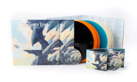 "THE FLOWER KINGS – New double album ""Islands"" out today!"