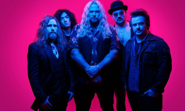 "Inglorious To release their new album, ""We Will Ride"" on February 12, 2021."
