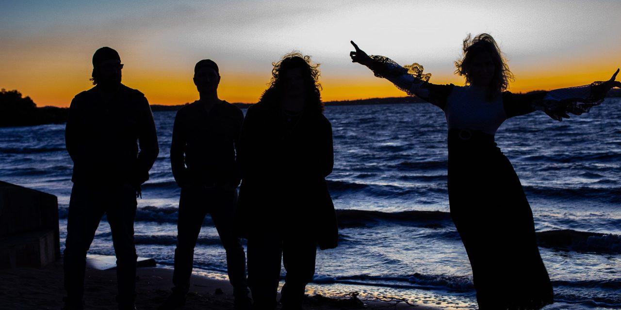 SUNSET JUNKIES RE-RELEASE STUNNING DEBUT 'COSMOS' ON VINYL