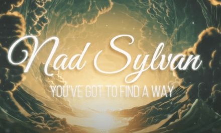 "Nad Sylvan – launches new single & video for ""You've Got To Find A Way"""
